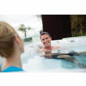 the wellnessCorner - spa bubbelbad huren